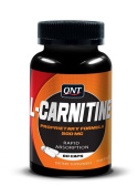 QNT 500 mg L-Carnatine Capsules - Pack of 60