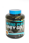 BioTech USA Nitro Pure Whey Gold 2.27kg Sour Cherry Yoghut