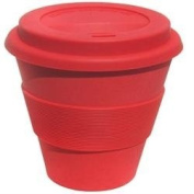 Ecoffee Cup Red Reusable Coffee Cup 400ml x 1