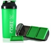 Core 150 Green Bottle Black Lid 1000ml x 1