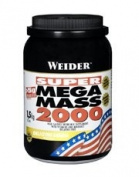 Weider Nutrition Mega Mass 2000 Banana 1500G