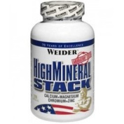 Weider Nutrition High Mineral Stack 120 Capsule