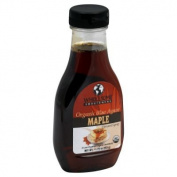 Wholesome Sweeteners Organic Maple Flavoured Blue Agave Syrup, 350ml -- 6 per case.