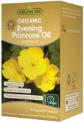 Natures Aid Organic Evening Primrose Oil Capsules - Pack of 90