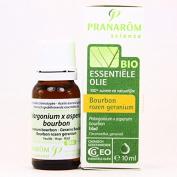 Pranarom Geranium Bourbon Bio 10Ml.