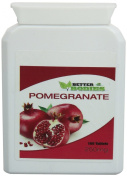 Better Bodies 250 mg Pomegranate - Pack of 160 Tablets