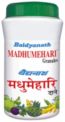 Baidyanath Madhumehari Granules Enriched with Shilajit For Blood Sugar, Diabetes- 100gm