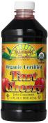Dynamic Health Organic 100% Pure Tart Cherry Juice 473 ml/16FL oz