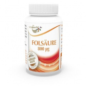 3 Pack Folic Acid 800mg 300 tablets Vita World German pharmacy production healthy joints and bones