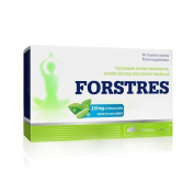 FORSTRES - 30 tablets - 320 mg of lemon balm extract in one tablet! - a food supplement available in the form of coated tablets; it contains a composition of carefully selected plant extracts that support the body during stressful situations as well as ..