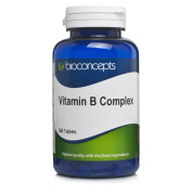 Vitamin B Complex 360 Tablets- HIGH STRENGTH SUITABLE FOR VEGETARIANS
