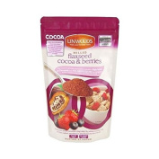 2 Pack x Milled Flaxseed Cocoa & Berry (360g) - Linwoods