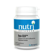 Nutri Advanced Iso D3 (with Isoflavones) 90 Tablets