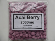 The Vitamin Acai Berry 2000mg