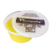 Cando Supply Theraputty Exercise Material - Yellow - X-soft - 180ml, Item- 10-0910