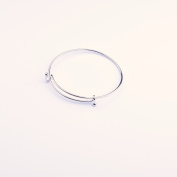 Expandable Wire Bracelet