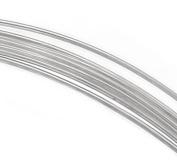 Sterling Silver 24 Gauge Wire Half Hard Round