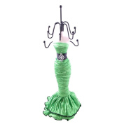 [Green Lake] Jewellery Display Holder Figure Stand Green