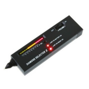 High Accuracy Professional Jeweller Diamond Tester For Novice and Expert - Diamond Selector II 9V Battery Included
