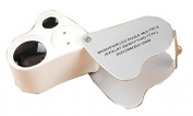BuyHere 60*Jeweller's Lighted Magnifier