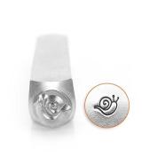 ImpressArt- 6mm, Snail Metal Stamp