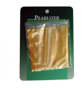 Mann Lake Pearlizer Powder for Candle Making, Gold
