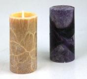 Natural Feather Palm Pillar Wax Per 4.5kg
