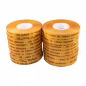 1.3cm by 36-Yard ATG Tape - Acid Free Adhesive Transfer Tape, 12 Refill Rolls per box