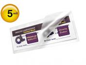 Oregon Lamination Premium Memorial Bookmark Laminating Pouches 7.6cm x 20cm - 1.9cm 5 mil (pack of 300) Hot