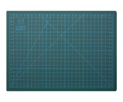 DAFA Professional Self-Healing, Double-Sided Cutting Mat, Rotary Blade Compatible, A2 (24x18), A3 (18x12), A4 (12x8) Sizes. Introductory Sale! (A2