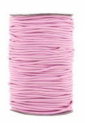 Mandala Crafts® Fabric Elastic Cord, 2mm, 70 Metres