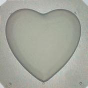 Flexible Heart Mould 5.1cm in Length