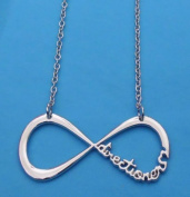 Yongyong One Direction Infinity Necklace Directioner