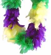 Touch of Nature 40440 Chandelle Boa, 20 grammes, Mardi Gras