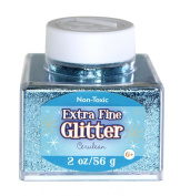 Sulyn 60ml Glitter Stacker Jar- Cerulean