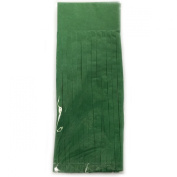 Allydrew 36cm Tissue Paper Tassels Party Decorations for Weddings, Birthday Parties, Baby Showers, and Nursery Décor, Kelly Green