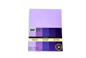 Recollections Cardstock Paper, 22cm X 28cm Purple Passion