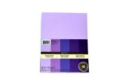 Recollections Cardstock Paper, 22cm X 28cm Purple Passion