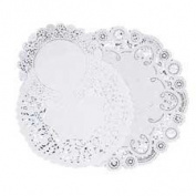 Pacon Corporation Products - Paper Doilies, Assorted Sizes 10cm /15cm /20cm , 30/PK, White - Sold as 1 PK - With a look like lace, die-cut paper doilies are great for holiday craft, greeting cards, collages and more. Comes in three sizes