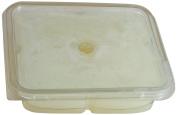 Stephenson Vegan and Kosher SLS-Free Glycerin Melt and Pour Soap Base, 0.9kg, Natural