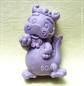 Longzang Zodiac Dragon S0241 Craft Art Silicone Soap mould Craft Moulds DIY Handmade soap moulds