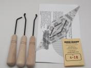Dem-Bart Checkering Tool Kit
