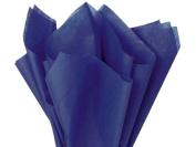 Dark Blue Wrap Tissue Paper 38cm X 50cm - 100 Sheets