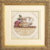 Dimensions Needlecrafts Counted Cross Stitch, Mother
