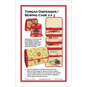 By Annie PBA-107-2 Thread Dispenser/Sewing Case