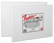 Fredrix 3209 Fredrix Canvas Panels, 23cm by 30cm , 3-Pack