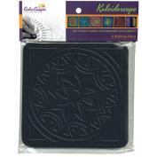Cedar Canyon Textiles Artist's Paintstiks Rubbing Plates, 18cm by 18cm , Kaleidoscope, 6-Pack