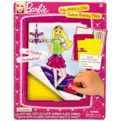 Barbie Mix, Match & Colour Fashion Rubbing Plates by Mattel