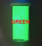 Bright Green Glow-in-the-Dark Powder 30 gramme ~ Pigment
