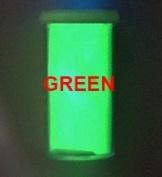 Bright Green Glow-in-the-Dark Powder 30 gramme ~ Pigment